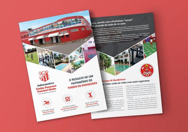 União lança Informativo para prestar contas das ações realizadas em 2016