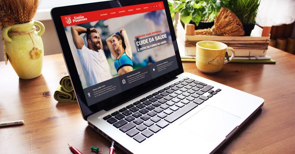 Novo site do União: mais conteúdo, qualidade e transparência