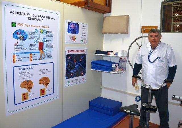 Clínica de Fisioterapia oferece tratamento e reabilitação em diferentes especialidades dentro do União Possense