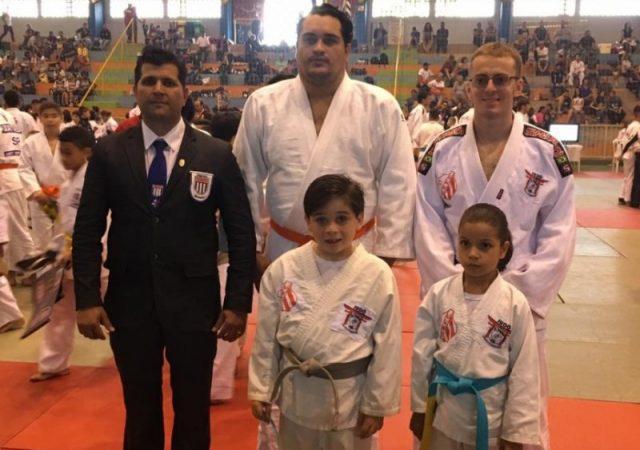 Academia de Judô do UPFC marca presença em tradicional torneio na cidade de Cosmópolis