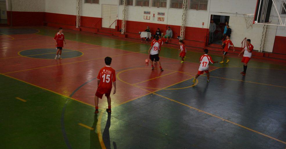 Finais do Intersócios da Escolinha de Futebol movimentam o União