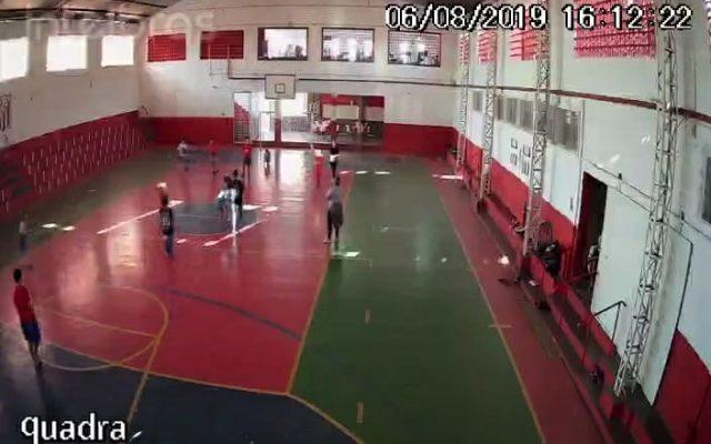 Câmeras de monitoramento geram mais segurança aos sócios do Clube