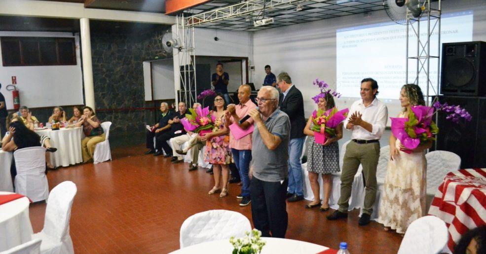 Festa reúne esportistas dos anos 80 e personagens que marcaram a história do União Possense Futebol Clube