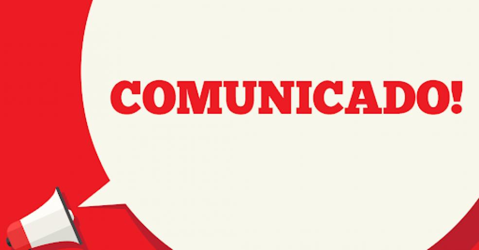PANDEMIA CORONAVÍRUS – CONFIRA O COMUNICADO OFICIAL DO UNIÃO POSSENSE FC
