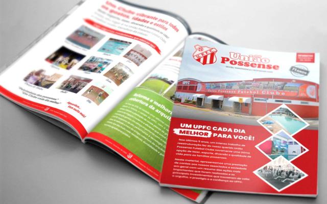 UPFC lança informativo especial de aniversário – 71 anos cada dia melhor