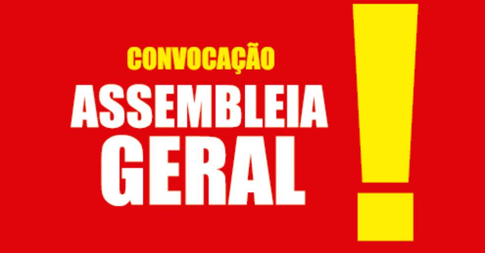 Assembleia Geral Ordinária – Convocação aos Sócios com direito a voto